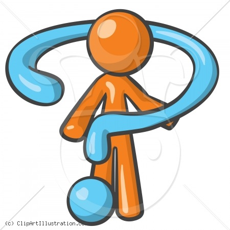 clipart-illustration-orange-man-holding-question-mark